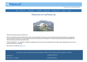 Mypolice.ca