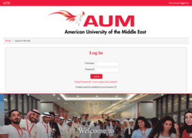 Myportal.aum.edu.kw