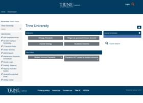 myportal.trine.edu