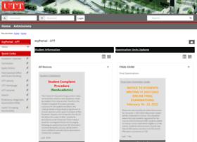 myportal.utt.edu.tt