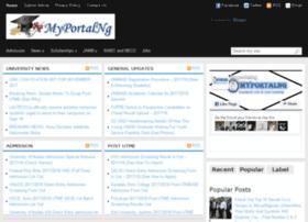 Myportalng.com