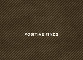 mypositivefinds.com
