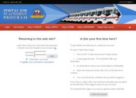 mypostaljobplacementprogram.com