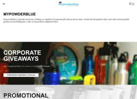 mypowderblue.com