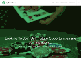 mypowercareer.com
