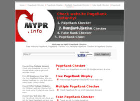 mypr.info