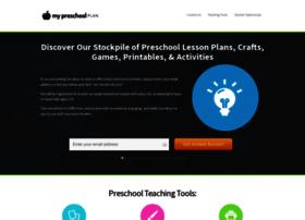 mypreschoolplan.com
