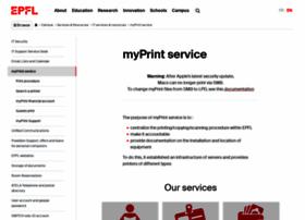 myprint.epfl.ch