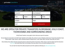 myprivatetransfers.com.au