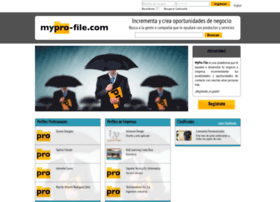 mypro-file.com