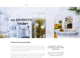 myprobiotickitchen.com