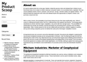myproductscoop.com