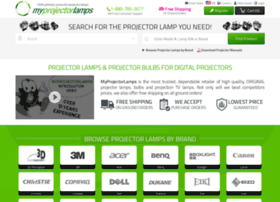 myprojectorlamps.co.in