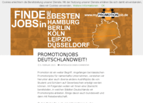 mypromotionjob.de
