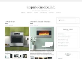 mypublicnotice.info