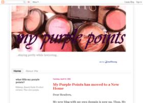 mypurplepoints.blogspot.com