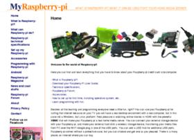 myraspberry-pi.org