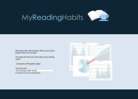 myreadinghabits.com