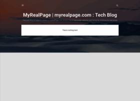 myrealpage-alias604.blogspot.com