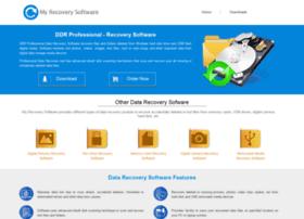 myrecoverysoftware.com