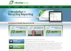 myrecyclingreports.com