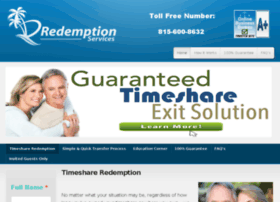 myredemptionservices.com