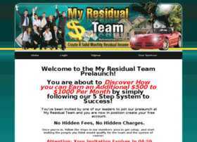 myresidualteam.com