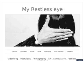 myrestlesseye.com
