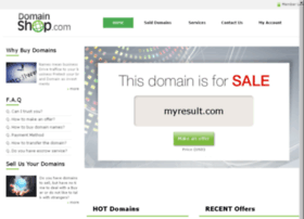 myresult.com