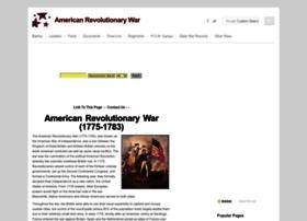 myrevolutionarywar.com
