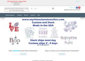 myrhinestonetransfers.com