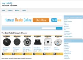 myroboticvacuumcleaner.com