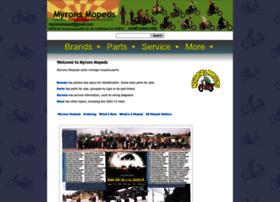 myronsmopeds.com
