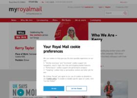 myroyalmail.com