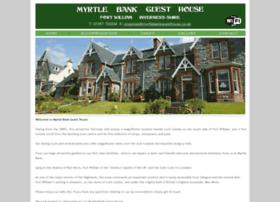 myrtlebankguesthouse.co.uk