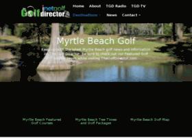 myrtlebeach.thegolfdirector.com
