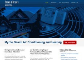 myrtlebeachairconditioningandheating.com