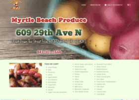 myrtlebeachproduce.com