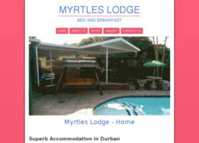 myrtleslodge.co.za