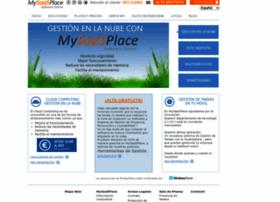 mysaasplace.com
