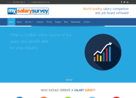 mysalarysurvey.com