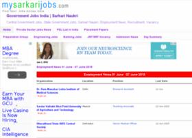 mysarkarijobs.com