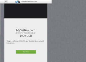 mysatnav.com