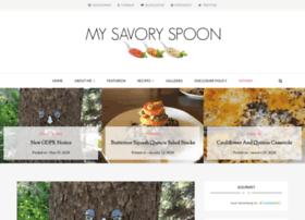 mysavoryspoon.blogspot.com.au