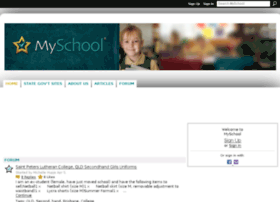 myschoolaustralia.ning.com