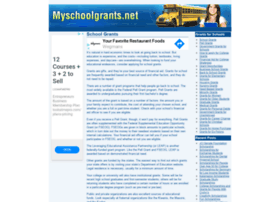 myschoolgrants.net