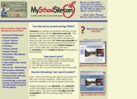 myschoolsite.com