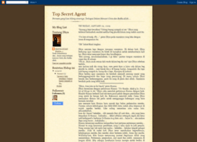 mysecretagent.blogspot.com