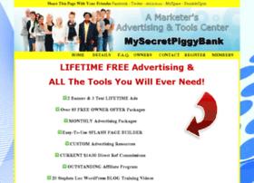 mysecretpiggybank.com