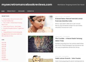 mysecretromancebookreviews.com